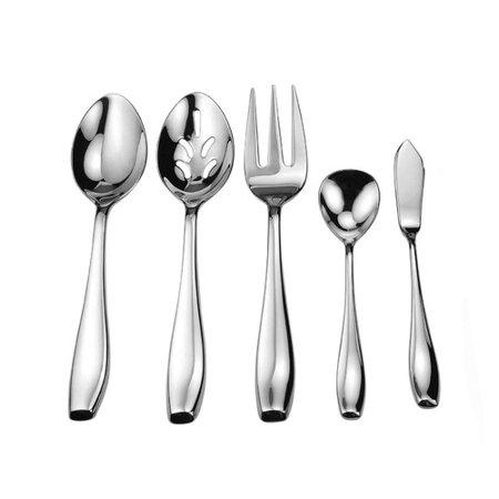 David shaw silverware splendide view 45 piece flatware set - Splendide flatware ...