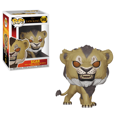 Funko POP! Disney: Lion King (Live Action) - Scar