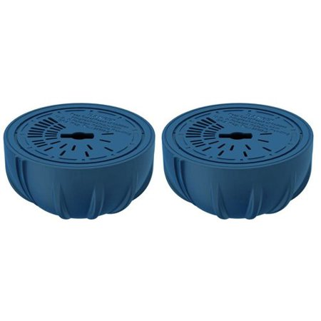 Flippin' Replacement Chlorine Cartridge - 2 PackThis will NOT fit the spa frog system By Frog
