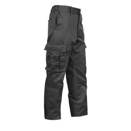 Rothco Deluxe Black E.M.T Pants