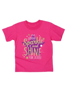 6ad74609 Product Image Kerusso Kidz Sparkle and Shine Christian Youth T-shirt