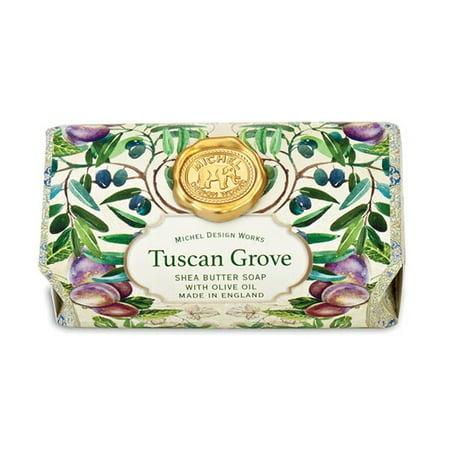 Michel Design Works Tuscan Grove Large Bath Soap