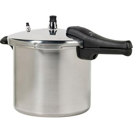 Philippe Richard 8-Quart Pressure Cooker, Aluminum
