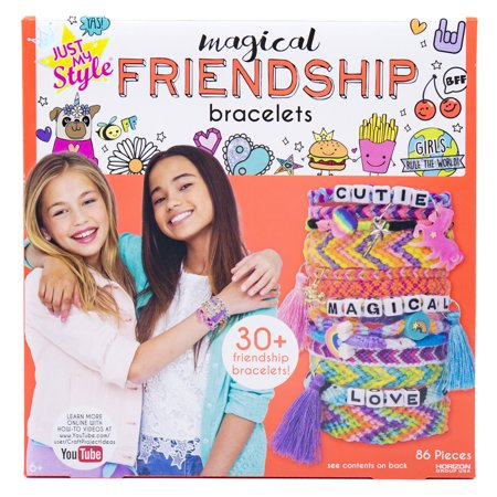 Just My Style Magical Friendship Bracelet, 1 Each](Friendship Bracelet Maker)