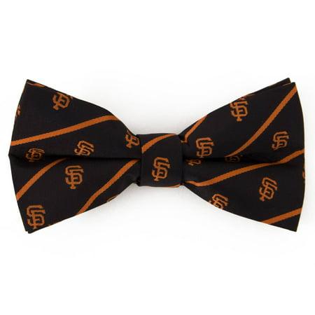 Mlb Necktie - MLB San Francisco Giants Stripe Bow Tie