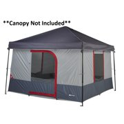 Ozark Trail 6-Person ConnecTent (Straight-leg Canopy Sold Separately), 6-Person Tent
