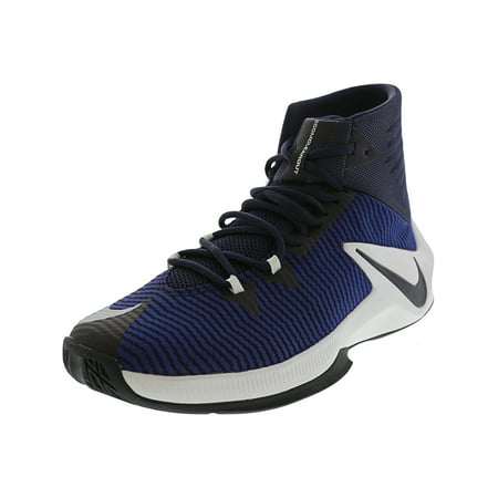 a6acb3d268ac Nike Men s Zoom Clear Out Tb University Red   Ankle-High Fabric Basketball  Shoe ...