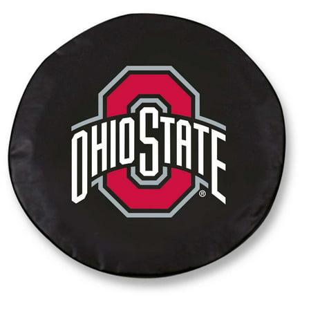 (Ohio State Standard Tire Cover (Black))