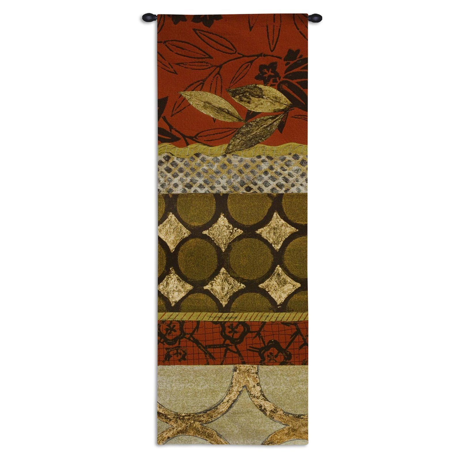 Fine Art Tapestries Autumn Fusion II Wall Tapestry by Supplier Generic