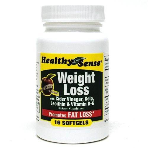 Ddi Healthy Sense Weight Loss Softgels 16 Ct