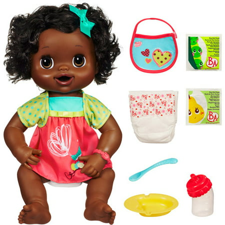 Baby Alive Clothes At Walmart Classy Hasbro Baby Alive Ba My Baby Alive Aa Walmart