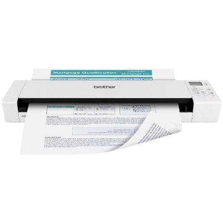 Brother DS-920DW Wireless Duplex Mobile Color Page Scanner Brother Wireless Scanner
