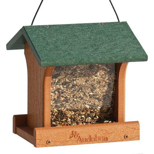 Audubon Going Green Ranch Hopper Bird Feeder