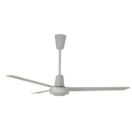 Leading Edge 56Hrcf Commercial Ceiling Fan  19800 280 Cfm  White