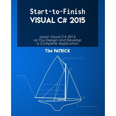 Start-to-Finish Visual C# 2015 - eBook