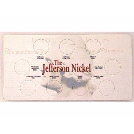Jefferson Set - The Jefferson Nickel Obverse/Reverse Set, Specialty Set Holders