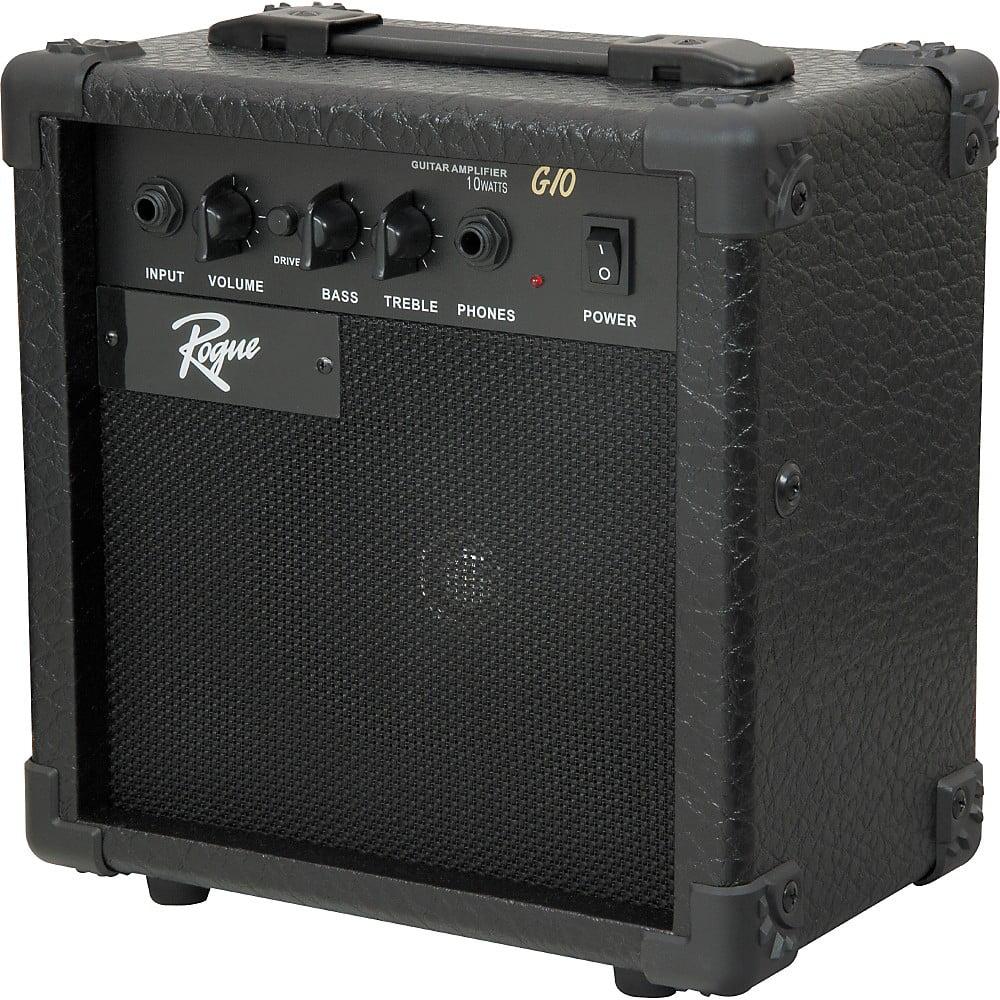 Rogue Rocketeer Electric Guitar Pack Blue Walmartcom