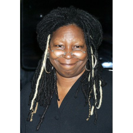 Chelsea Photo - Whoopi Goldberg At Arrivals For Anne Frank 75Th Birthday Tribute Pier 60 At Chelsea Piers New York Ny June 07 2005 Photo By Dima GavryshEverett Collection Celebrity