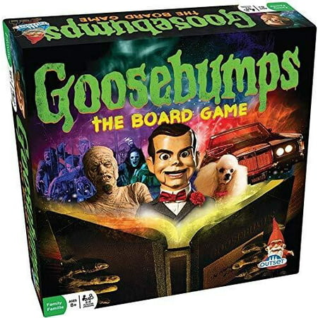 Goosebumps The Board Game (Best Board Games For Married Couples)
