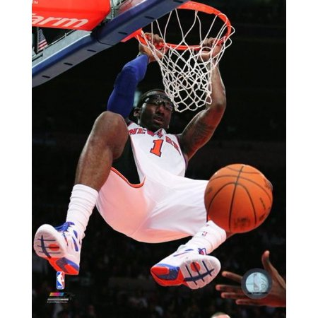 Amare Wall - Amare Stoudemire 2010-11 Action Photo Print
