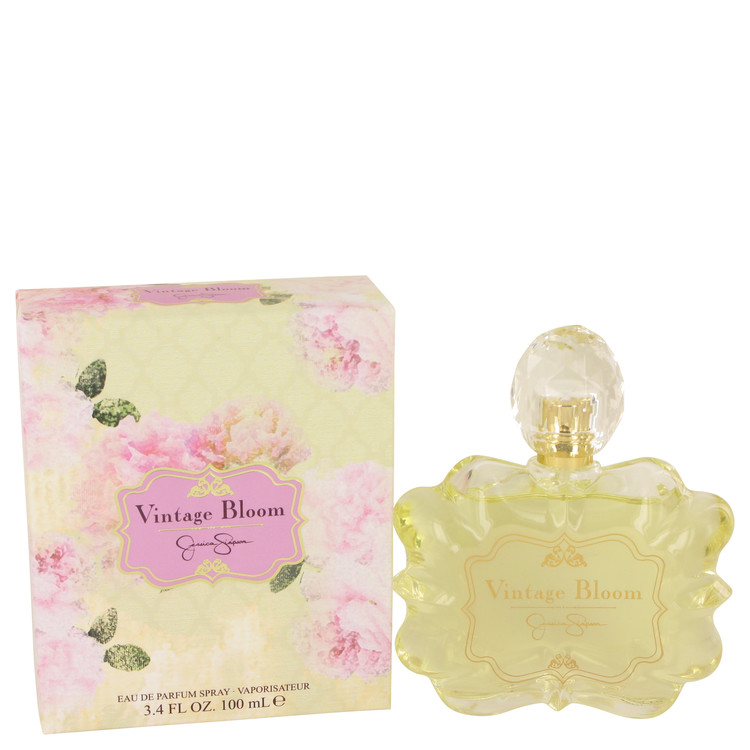Jessica Simpson Jessica Simpson Vintage Bloom Eau De Parfum Spray for Women 3.4 oz
