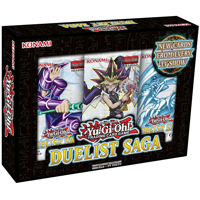 Yu-Gi-Oh Cards! 2017 Duelist Saga Box