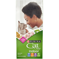 6.3-lb Purina Cat Chow Hairball, Healthy Weight, Indoor Dry Cat Food, Indoor