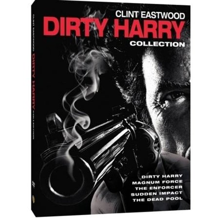 Dirty Harry 5 Film Collection (DVD + Digital Copy With UltraViolet) (Walmart - Exclusive Collection