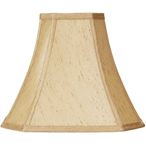 Better Homes and Gardens Silken Toast Cut Corner Table Shade