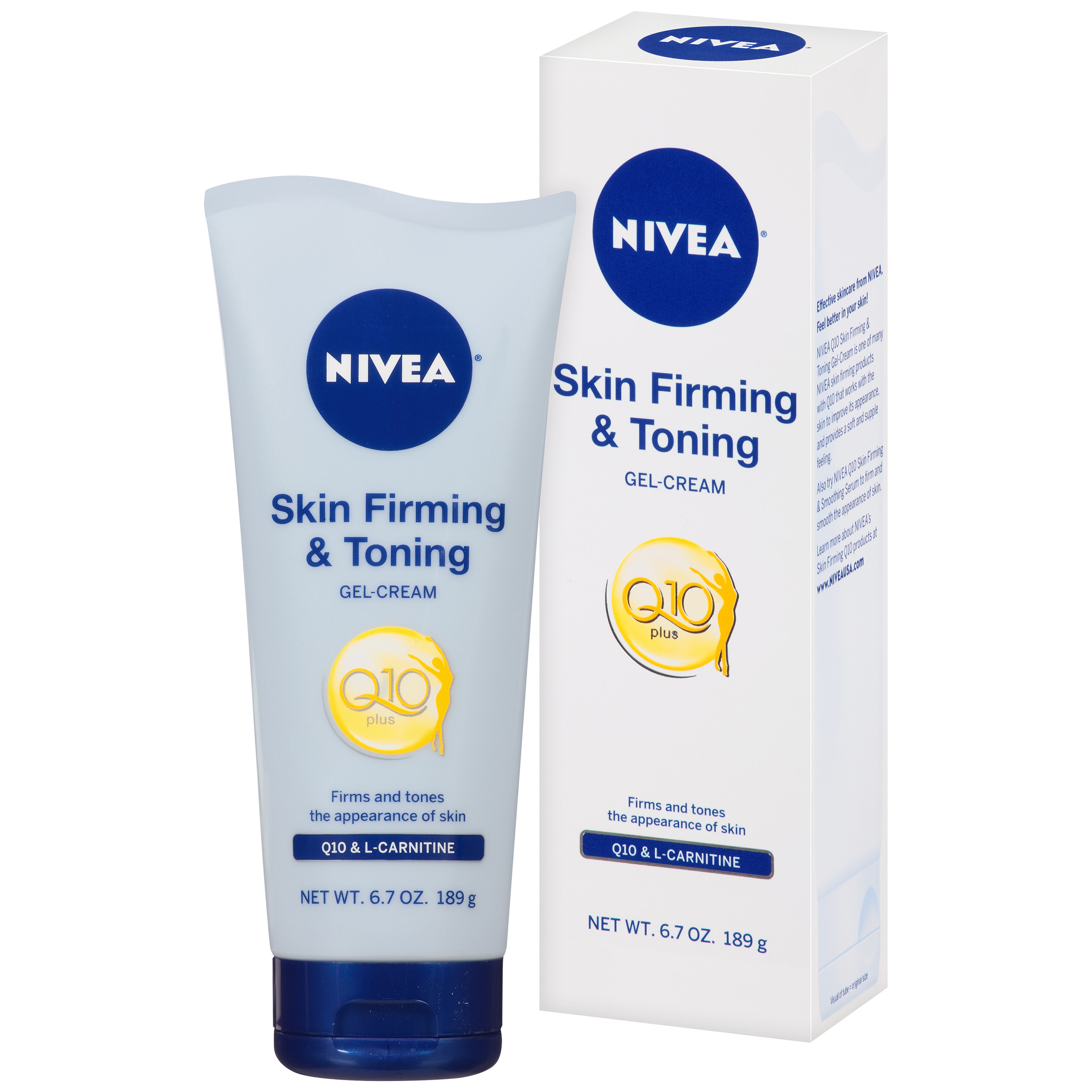 NIVEA�� Skin Firming & Toning Gel-Cream 6.7 oz.