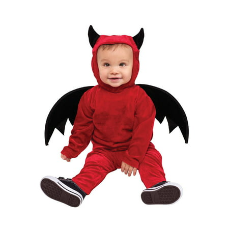 Li'l Devil Infant Costume - Devil Costume Halloween City
