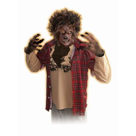 Halloween Latex Werewolf Claw Hands - Werewolf Claws