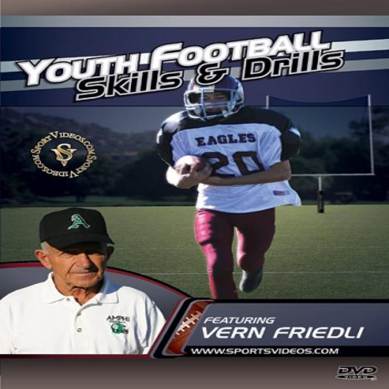 Youth Football Skills and Drills by Sport Videos