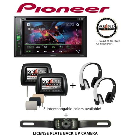 Pioneer AVH211EX Multimedia Receiver with Two 7