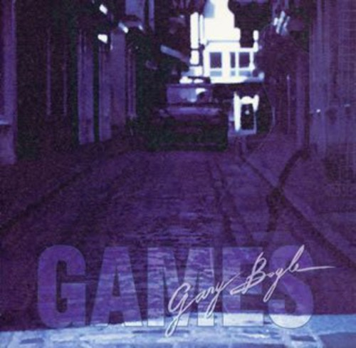 Gary Boyle - Games [CD]
