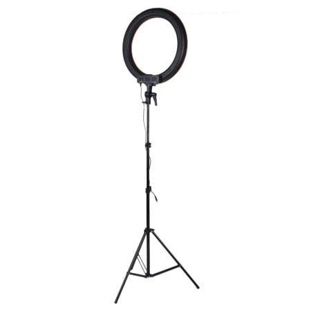 7Feet Height Adjustable LED Studio Ring Light Bracket Tripod Light Stand Professional Photographic Video Light Holder - Light Rings