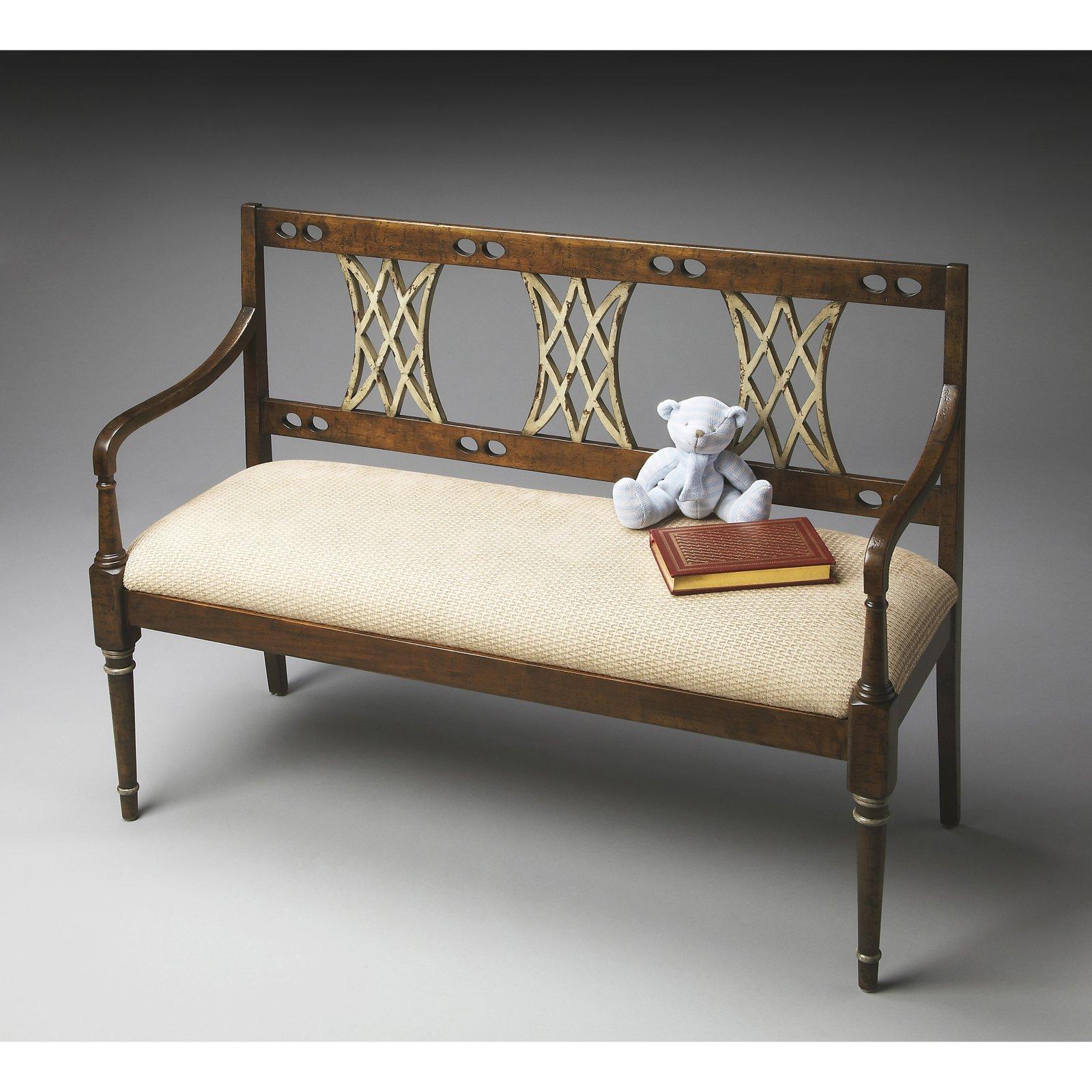 Butler Bench - Appaloosa