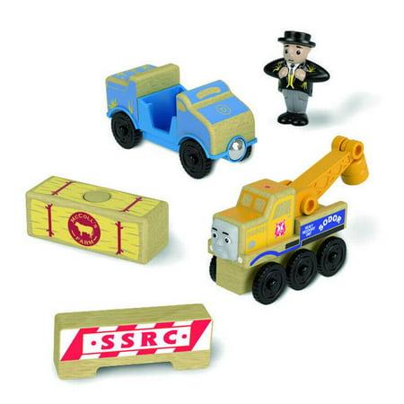 Thomas & Friends Wooden Railway - Butch's Road (Bobcat Best Friend Road)