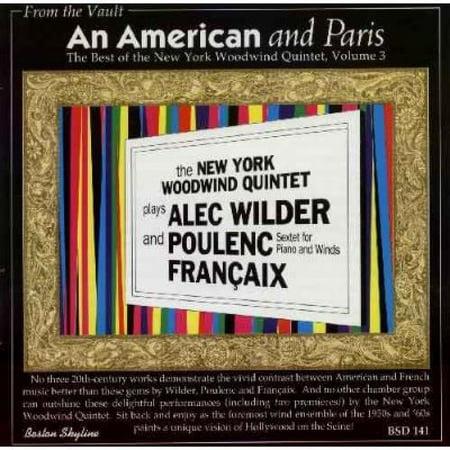 Best of 3: An American & Paris
