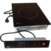 DIPO Drop-in Induction Food Warmer, Separate Mounted Controls, 208 240V, NBKW-A by DIPO