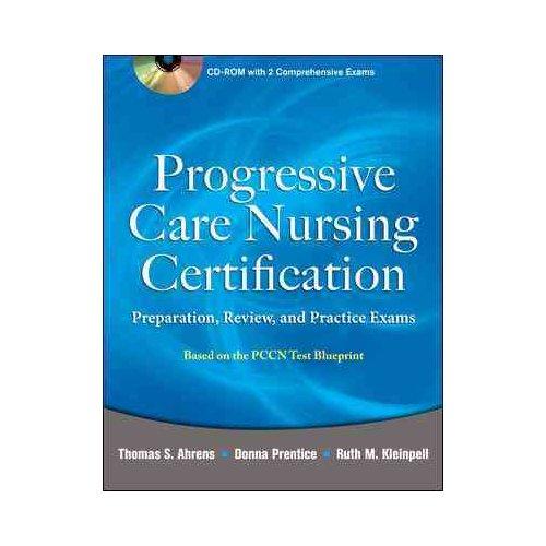 Progressive Care Nursing Certification