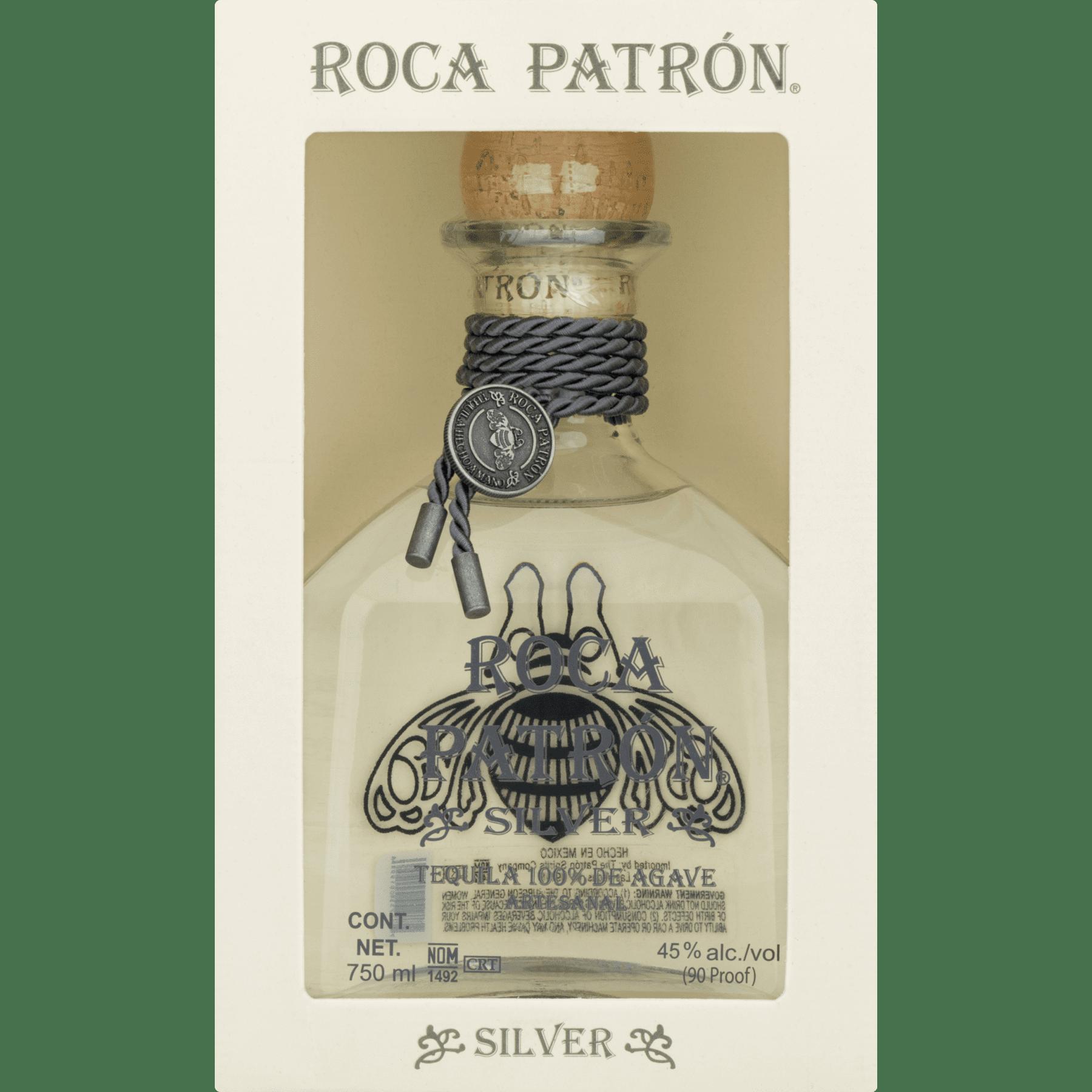 Patron Tequila Silver - Box, 750.0 ML - Walmart.com