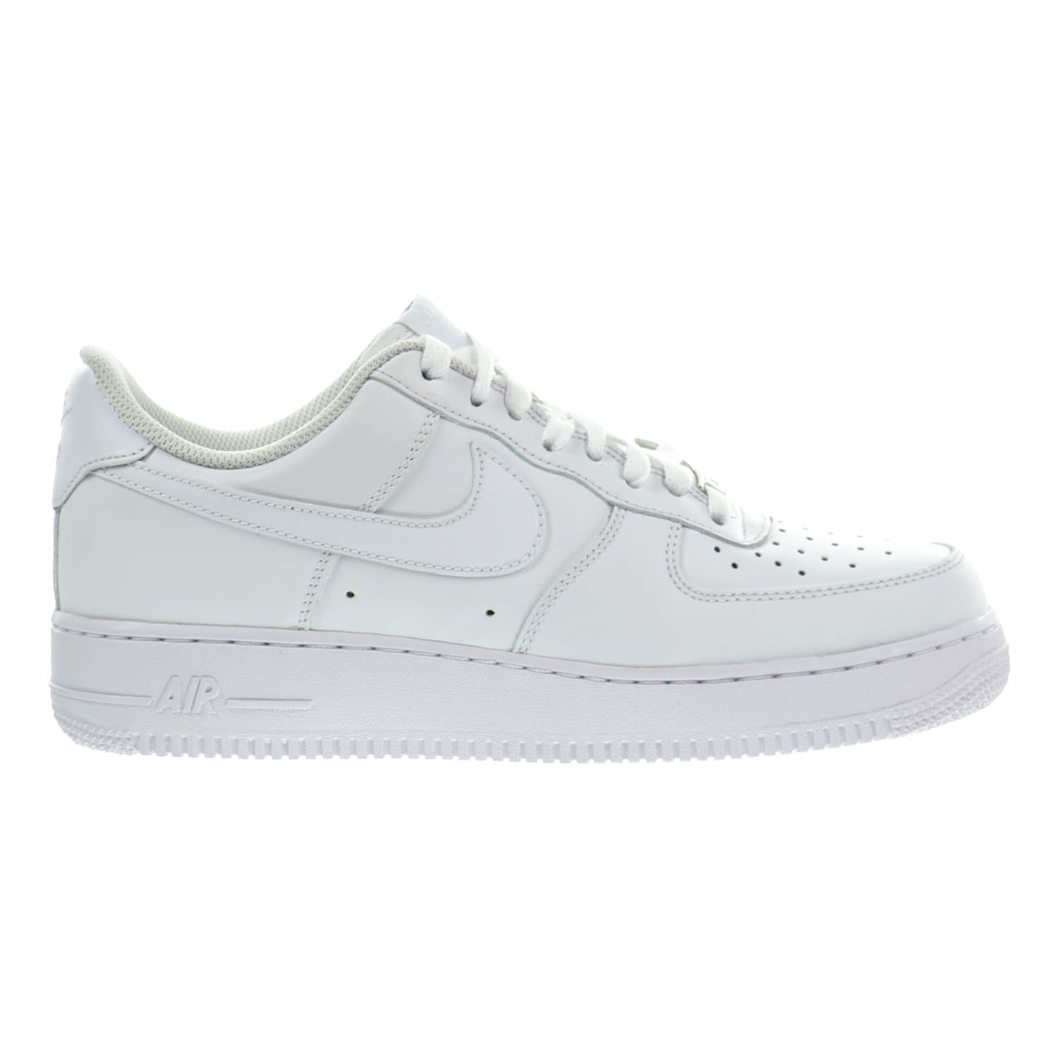 Nike AIR FORCE 1 '07 MENS 315122-111 WHITE / WHITE RETRO ...