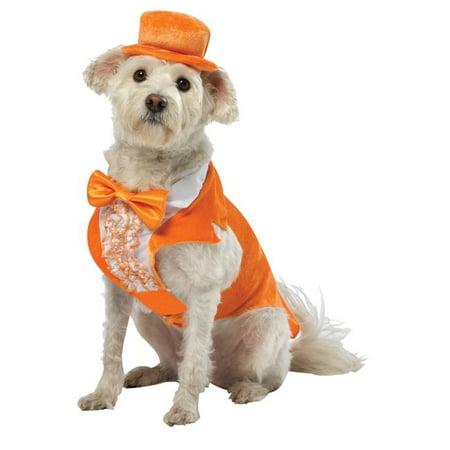 Morris Costume GC4926XXL Dumb Dumber Lloyd Tux Dog Costume, 2XL