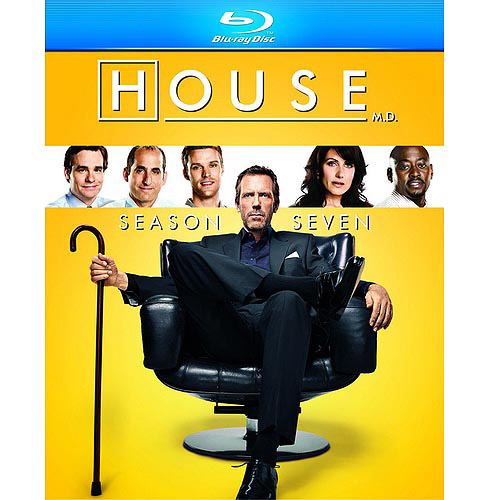House: Season 7 (Blu-ray) (Widescreen)