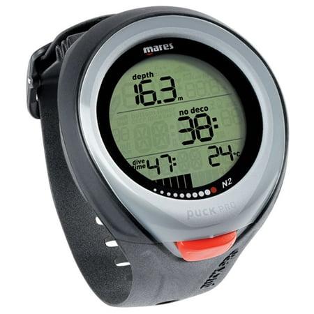 Puck Pro Wrist Dive Computer (White)
