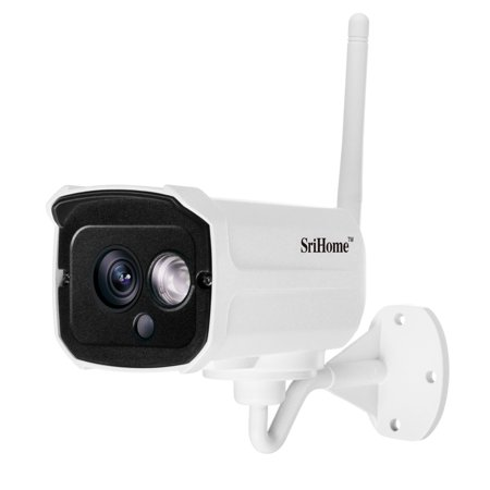 Sricam Home Security Camera, 1080P H.264 Wifi HD 2.0MP Wireless CCTV Security IP Camera TF Slot