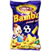 Bamba Peanut Butter Snacks All Natural Peanut Butter PB Corn Puffs, 1.0oz Bag (Pack of 24)