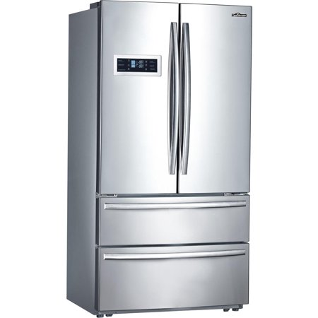 Hrf3601f 36 French Door Counter Depth Refrigerator With 2085 Cu Ft