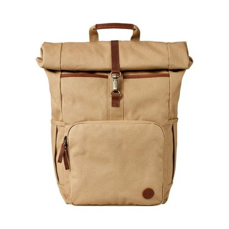 Timberland Roll Top Leather (Men's Timberland Walnut Hill Roll Top Backpack  10.5